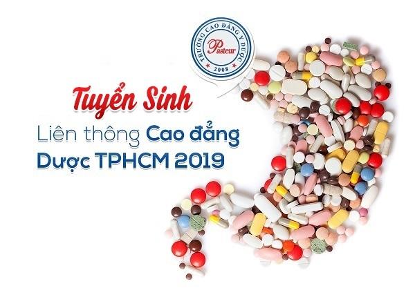 Tuyển sinh Liên thông Cao đẳng Dược TPHCM không giới hạn độ tuổi