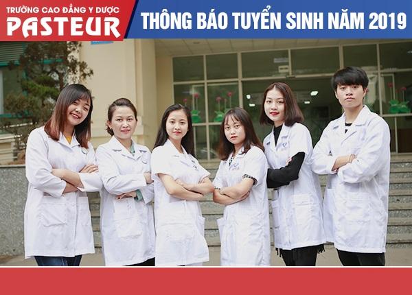 Trường Cao đẳng Y Dược Pasteur có bao nhiêu cơ sở tại TPHCM