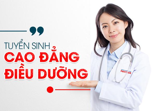 Tuyển sinh Cao đẳng Điều dưỡng TPHCM với điều kiện như thế nào?<