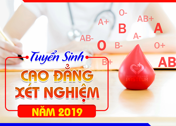 Thời gian nộp hồ sơ tuyển sinh Cao đẳng Xét nghiệm TPHCM năm 2019