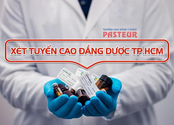 Chỉ tốt nghiệp THPT có được học Cao đẳng Dược TPHCM - 286305