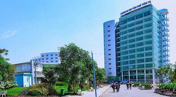Đại học Công nghệ thông tin - ĐH Quốc gia TP.HCM