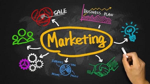 Marketing cũng là ngành học phù hợp với những bạn học giỏi văn