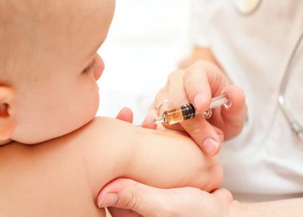 Tháng 5 sẽ tiêm quy mô nhỏ loại vắcxin 5 trong 1 mới