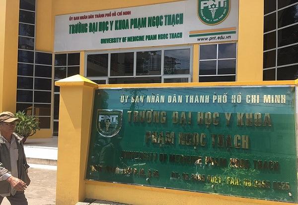 Phương án tuyển sinh chính thức Đại học Y khoa Phạm Ngọc Thạch 2019