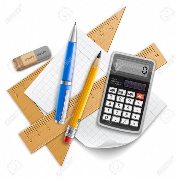 Trước khi đi thi bạn nhớ kiểm tra lại các đồ dùng cần thiết