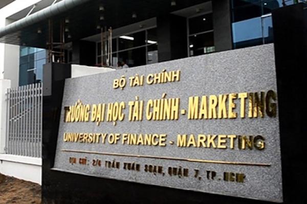 Trường ĐH Tài chính – Marketing TPHCM công bố điểm nhận hồ sơ xét tuyển 2019
