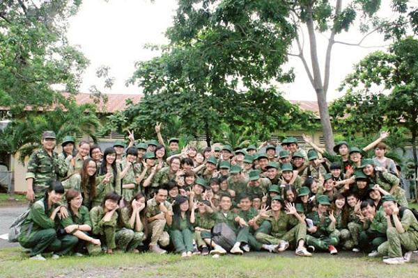 Lưu ý cho sinh viên Cao đẳng Y Dược TPHCM khi đi học quân sự