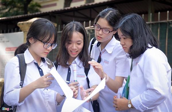 Điểm thi THPT quốc gia 2019: 90% bài Ngữ văn ở TPHCM điểm trên trung bình
