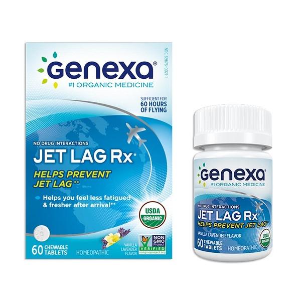 Thuốc chống say tàu xe hữu cơ Genexa