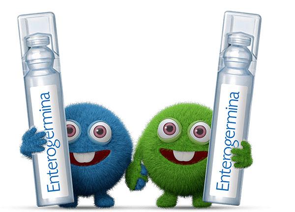 Enterogermina chứa lợi khuẩn đường ruột