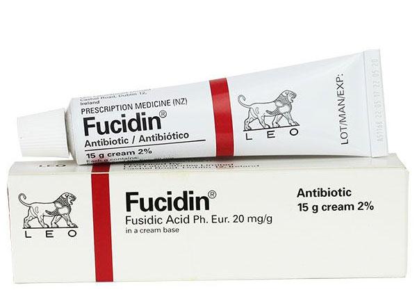Cách sử dụng thuốc Fucidin