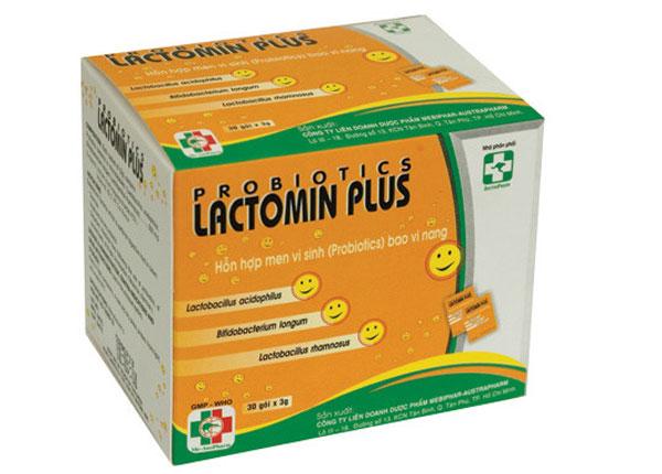 Tìm hiểu về thuốc Lactomin