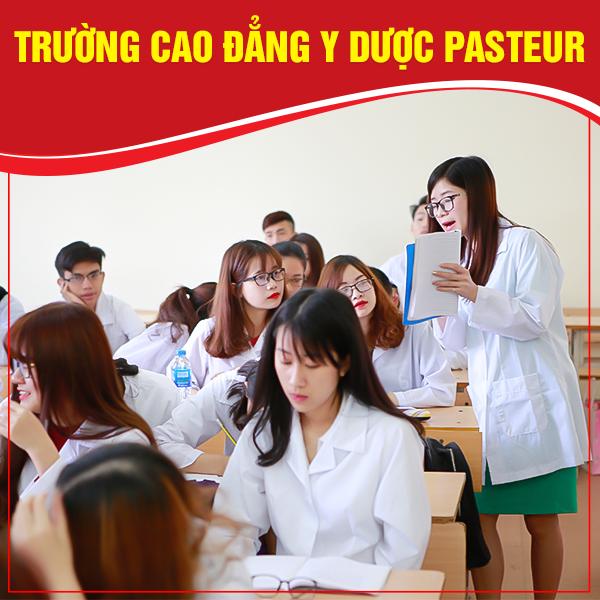 Sinh viên Trường Cao đẳng Y Dược Pasteur ra trường nhanh chóng có việc làm