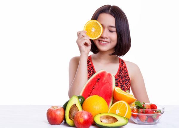 Vitamin C làm chậm quá trình lão hóa da
