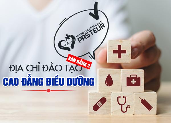 Địa chỉ đào tạo Cao đẳng Điều dưỡng chất lượng uy tín tại TPHCM
