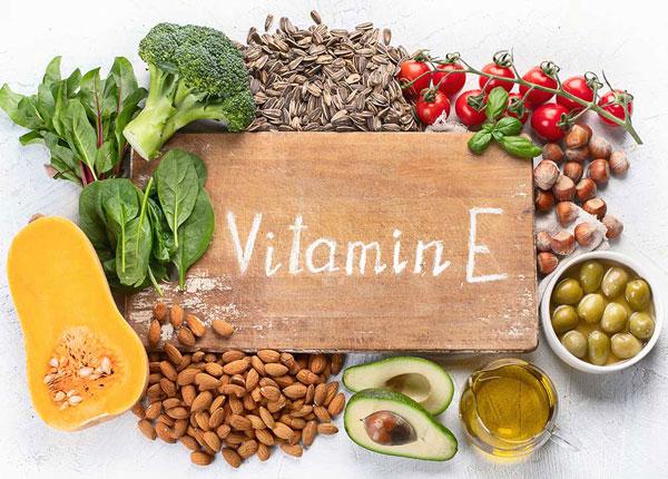 Vitamin E có nhiều trong thực phẩm hằng ngày