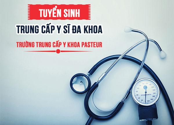 Tuyển sinh trung cấp y sĩ đa khoa tại TPHCM năm 2019