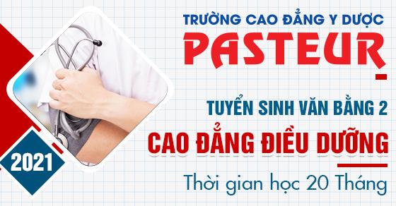 Địa chỉ học Văn bằng 2 Cao đẳng Điều dưỡng tại TPHCM năm 2021